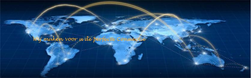 Wij maken voor u de perfecte Connectie